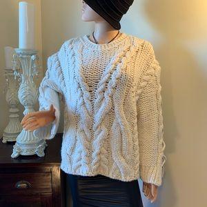 🔥NEW ZARA knit Sweater beautiful!